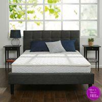 Zinus 8″ Green Tea Foam & Spring Mattress (Twin) 33% OFF!