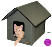 Pet House UNDER $38 (Choose Heated or Unheated!) 68% OFF