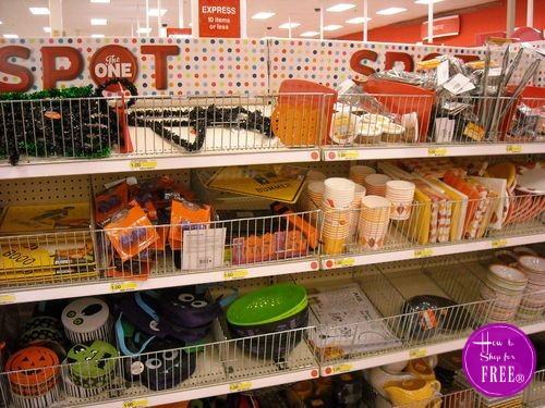 """WOW, Target's """"Dollar Spot"""" is Now Online!!!"""