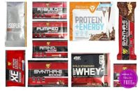 Pick Up an Optimum Nutrition Sample Box… for FREE!!