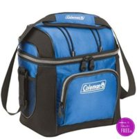 Coleman 9-Can Soft Cooler With Hard Liner – 69% off ~ ONLY $9.43!!