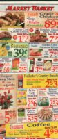 Market Basket Ad Scan. 10/1 – 10/8