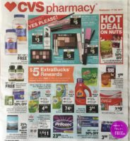 CVS Ad Scan 9/17 – 9/23