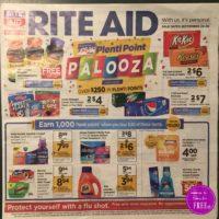 Rite Aid  Ad Scan 9/24- 9/30