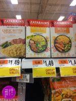 FREE Zatarain's Rice at Big Y!!