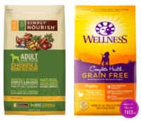 FREE Simply Nourish or Wellness Pet Food!!
