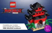FREE Lego's at Toys R Us!!