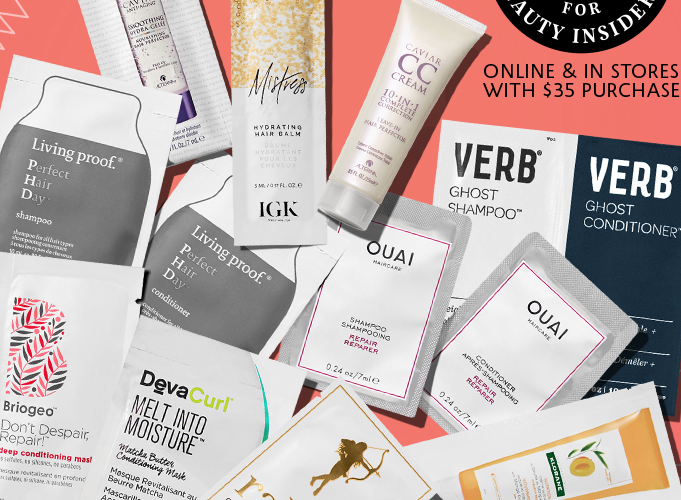 Get Tons of FREE Samples from Sephora