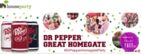 Apply to host a Dr Pepper House Party and score FREE stuff!!