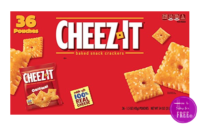 Go Grab this Deal on Cheez It's!!