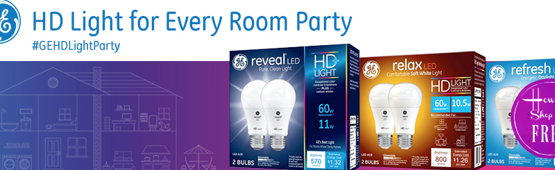 Apply to Host a FREE GE Light Party