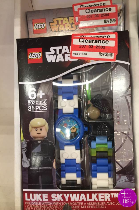 Unheard of Deal on Lego Watches!! ~70% off. Attention Resellers ...