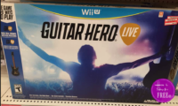 Guitar Hero for Wii 70% off