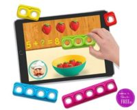 WOW! Save 62% on Tiggly Interactive Math Blocks ~ ONLY $14.99!
