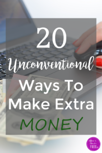20 Unconventional Ways to Earn Extra Money