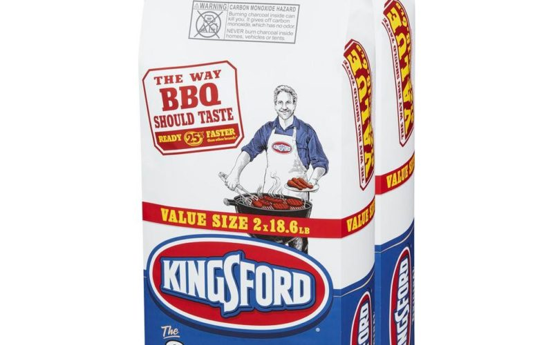 Over 37lb. of Kingsford Charcoal Briquettes for UNDER $10!