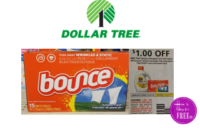 FREE Bounce at Dollar Tree!