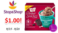 Duncan Hines only $1.00 at Stop & Shop!