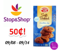 Enjoy Life Cookies only $.50 at Stop & Shop!