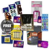 Check Out 23 FREEBIES to Score @ Job Lot!!