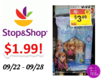 Frozen String Cheese only $1.99 at Stop & Shop!