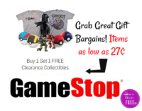 Goodies from GameStop as low as 27¢ WOW!! **HOT Deal**