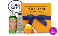 FREE L'Occitane Beauty Gift, NO Purchase Required