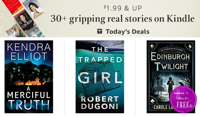 Fill Your Kindle with Nonfiction Reads, from $1.99!!