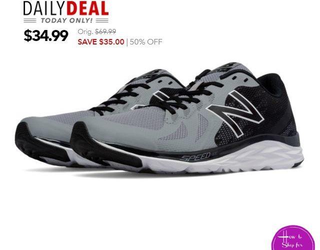 Men's New Balance Running Shoes 50% OFF!!