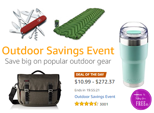 Outdoor Savings Event!! *Deal of the Day*