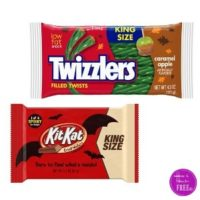 68¢ King Size Hershey Candy, no coupons required!