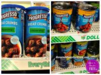 Pick Up 50¢ Progresso Products!!