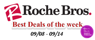 Best Deals of the Week at Roche Bros.