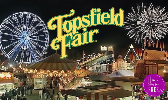 Topsfield Fair How To Shop For Free With Kathy Spencer