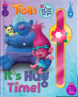 Slap Bracelet RECALL Due to Laceration Hazard = FREE Trolls Book!