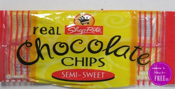 **RECALL** ShopRite Semi-Sweet Real Chocolate Chips