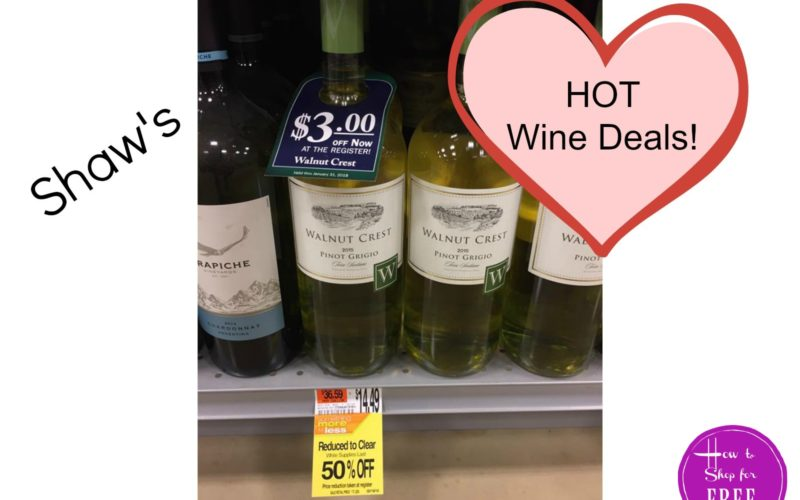 HOT Wine Deals ~ Check these out!!!