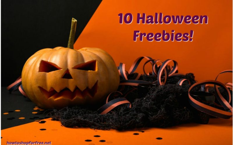 10 Halloween FREEBIES!