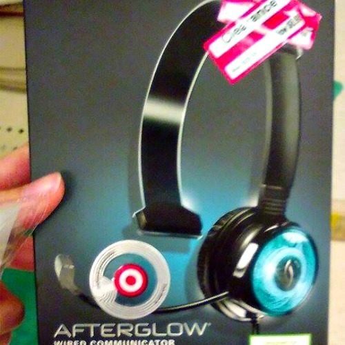 Gamers, Grab a $6 Afterglow Headset!!