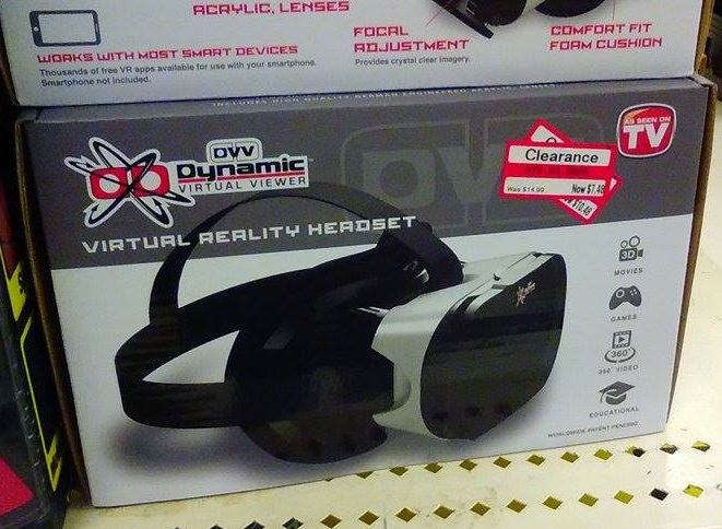 VR Headset 78% OFF!!
