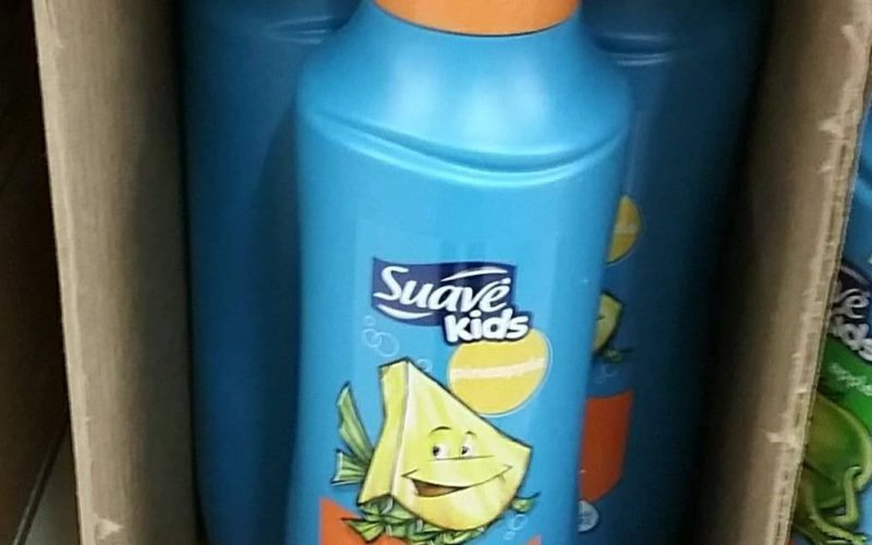 99¢ Suave Kids Haircare~ 10/7-8 Only!!