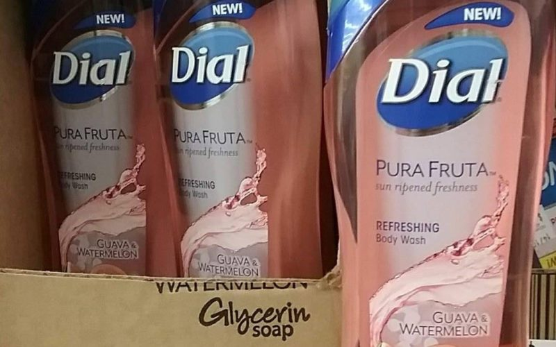 Dial Body Wash for $1.30! (Reg/$3)