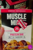 Muscle Milk Protein Bar Pack UNDER $4!!