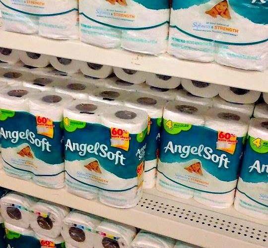 NEW Coupon to Score 55¢ Angel Soft 4-packs!!!!