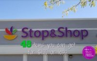 48 Items you can get for $1 or less at Stop & Shop!