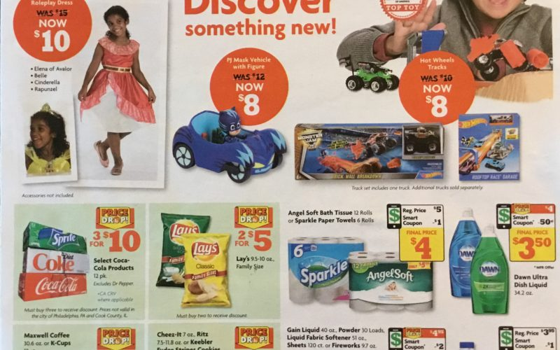 Family Dollar  Super Early  Ad Scan   11/1 – 11/6