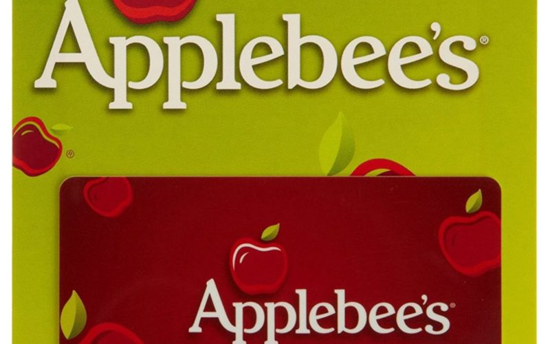 $39 for a $50 Applebee's Gift Card!! = $11 in FREE Fare!