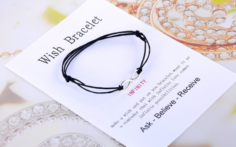 Wish Bracelet $4.70 Shipped!~ Sweet Stocking Stuffer