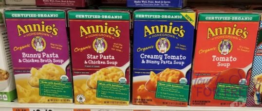 Annie's Organic Soup ONLY $1.00 at Stop & Shop 11/03 ~ 11/09!