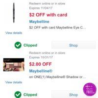 RUNN: Walgreen's Maybelline Glitch Deal!